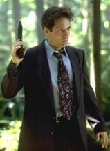 FBI Agent Fox Mulder