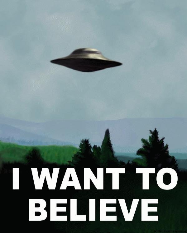 Mulder's Poster